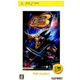【中古】[PSP]モンスターハンターポータブル 3rd PSP the Best(ULJM-08058)(20110922)
