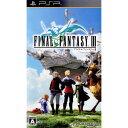 【中古】[PSP]FINAL FANTASY III(ファイナルファンタジー3)(20120920)