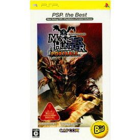【中古】[PSP]モンスターハンターポータブル(MHP) PSP the Best(ULJM-08010)(20060803)