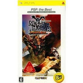 【中古】[PSP]モンスターハンターポータブル(MHP) PSP the Best(ULJM-08014)(20070426)