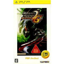 【中古】[PSP]モンスターハンターポータブル 2nd G PSP the Best(ULJM-08025)(20091224)
