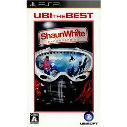 【中古】[PSP]ユービーアイ・ザ・ベストショーン・ホワイトスノーボード(ULJM-05570)(20091112)【RCP】