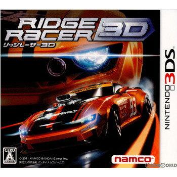 【中古】[3DS]リッジレーサー3D(RIDGE RACER 3D)(20110226)
