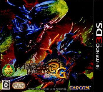 【中古】[3DS]モンスターハンター3G(MONSTER HUNTER 3 tri(トライ) G)(20111210)