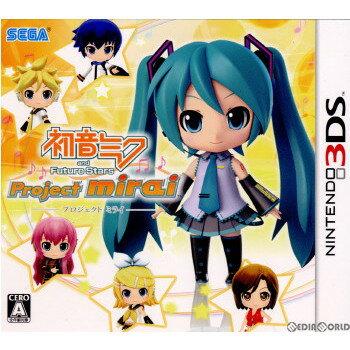 【中古】[3DS]初音ミク and Future Stars Project mirai(アンド フューチャー スターズ プロジェクト ミライ)(20120308)