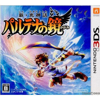【中古】[3DS]新・光神話 パルテナの鏡(20120322)