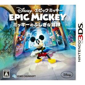 【中古】[3DS]ディズニー エピックミッキー:ミッキーのふしぎな冒険(20130926)