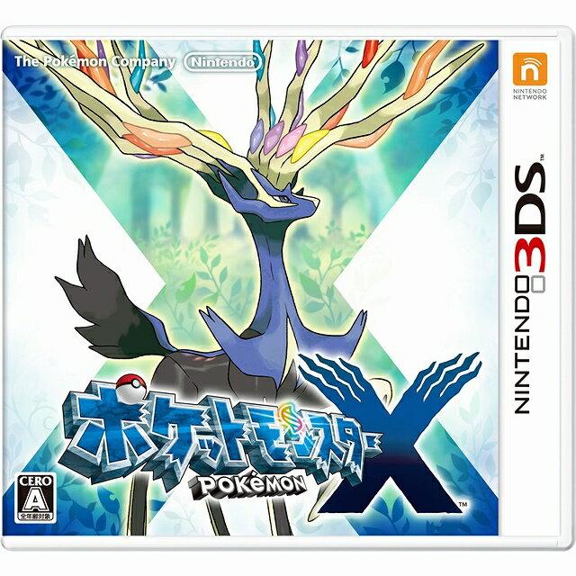 【中古】[3DS]ポケットモンスター X(20131012)