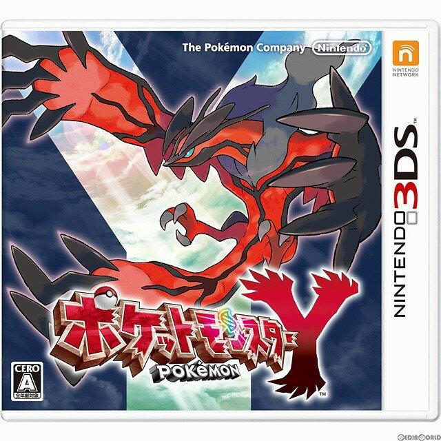 【中古】[3DS]ポケットモンスター Y(20131012)