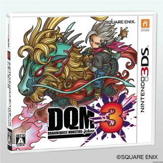 [3DS] 勇者斗恶龙怪物︰ 小丑 3 (DQMJ3) (20160324)