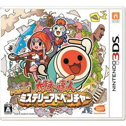 【新品即納】[3DS]太鼓の達人ドコドン!ミステリーアドベンチャー(20160616)【RCP】