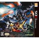 【新品即納】[3DS]限定特典付(3DS用テーマ2種) モンスターハンターダブルクロス(MHXX / Monster Hunter Double Cross)(...