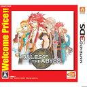 【予約前日発送】[3DS]テイルズ オブ ジ アビス(TALES OF THE ABYSS | TOA) Welcome Price!!(CTR-2-AABJ)...