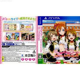 【中古】[PSVita](ソフト単品)ラブライブ! School idol paradise(スクールアイドルパラダイス) Vol.1 Printemps(プランタン) 初回限定版(20140828)