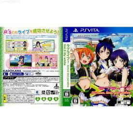 【中古】[PSVita](ソフト単品)ラブライブ! School idol paradise(スクールアイドルパラダイス) Vol.3 lily white(リリーホワイト) 初回限定版(20140828)