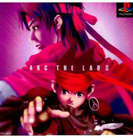 【中古】[PS]アークザラッドII(Arc The Lad 2)(19961101)