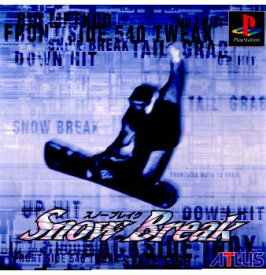 【中古】【表紙説明書なし】[PS]スノーブレイク(Snow Break)(19980129)