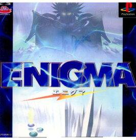 【中古】【表紙説明書なし】[PS]ENIGMA(エニグマ)(19980402)