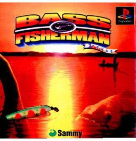【中古】【表紙説明書なし】[PS]BASS FISHERMAN(バスフィッシャーマン)(19980611)