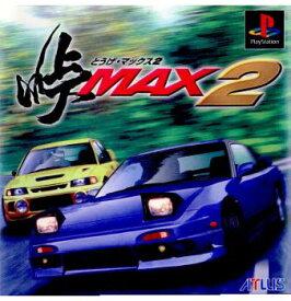 【中古】【表紙説明書なし】[PS]峠MAX2(とうげマックス2)(19980917)