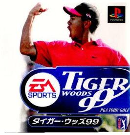【中古】【表紙説明書なし】[PS]Tiger Woods 99 PGA TOUR GOLF(タイガーウッズ 99 PGA ツアーゴルフ)(19990408)
