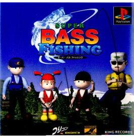 【中古】【表紙説明書なし】[PS]スーパーバスフィッシング(Super Bass Fishing)(19990826)