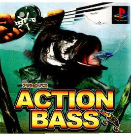 【中古】【表紙説明書なし】[PS]アクションバス(ACTION BASS)(19991209)