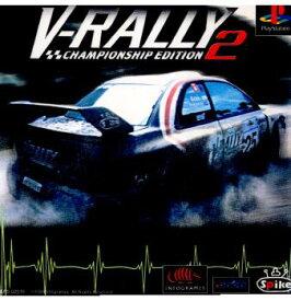【中古】【表紙説明書なし】[PS]V-RALLY CHAMPIONSHIP EDITION 2(Vラリー チャンピオンシップ エディション2)(20000127)