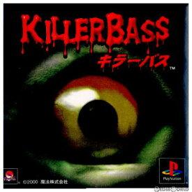 【中古】【表紙説明書なし】[PS]キラーバス(KILLER BASS)(20000615)