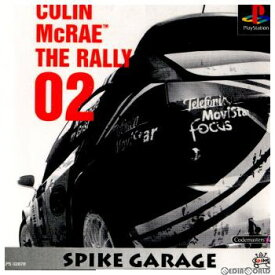 【中古】【表紙説明書なし】[PS]コリン・マクレー ザ・ラリー2(Colin McRae Rally 2)(20001005)