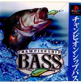 【中古】【表紙説明書なし】[PS]チャンピオンシップバス(CHAMPIONSHIP BASS)(20001102)