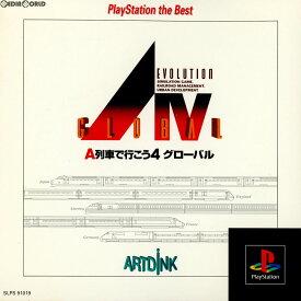 【中古】【表紙説明書なし】[PS]A.IV.Evolution Global A列車で行こう4 グローバル PlayStation the Best(SLPS-91019)(19970328)