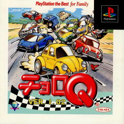 [PS]choro Q Ver.1.02 PlayStation the Best for Familly(SLPS-91015)(19961206)
