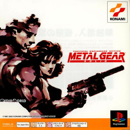 [PS]金屬齒輪固體(METAL GEAR SOLID)PS one Books(SLPM-87030)(20020124)
