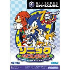 【中古】[GC]ソニックメガコレクション(Sonic Mega Collection)(20021219)