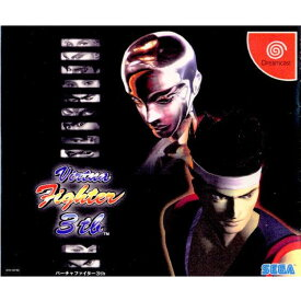 【中古】[DC]バーチャファイター3tb(Virtua Fighter 3 team battle) 通常版(19981127)