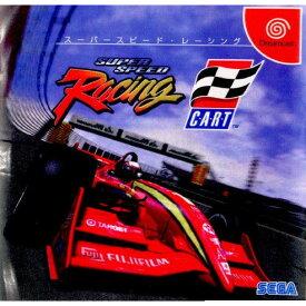 【中古】【表紙説明書なし】[DC]スーパースピード・レーシング(SUPERSPEED Racing)(19990325)