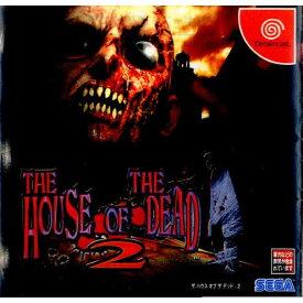 【中古】[DC]HOUSE OF THE DEAD 2(ザ・ハウス・オブ・ザ・デッド2) 通常版(19990325)