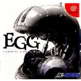 【中古】[DC]ELEMENTAL GIMMICK GEAR(エレメンタル ギミック ギア) -E.G.G.-(19990527)