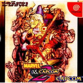 【中古】【表紙説明書なし】[DC]MARVEL VS. CAPCOM 2 New Age of Heroes(マーヴル バーサス カプコン 2 ニュー エイジ オブ ヒーローズ)(20000330)