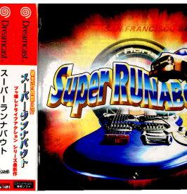 【中古】【表紙説明書なし】[DC]Super RUNABOUT(スーパーランナバウト)(20000525)
