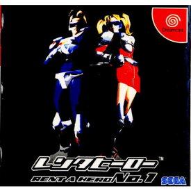 【中古】[DC]レンタヒーローNo.1(RENT A HERO ナンバーワン)(20000525)