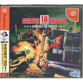 【中古】【表紙説明書なし】[DC]18WHEELER(エイティーンホイーラー)(20001012)