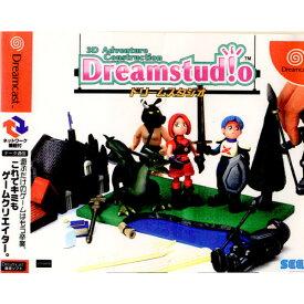【中古】【表紙説明書なし】[DC]Dreamstudio(ドリームスタジオ)(20001109)