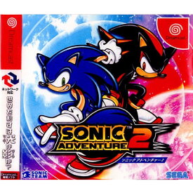 【中古】[DC]ソニックアドベンチャー2 バースデイパック(SONIC ADVENTURE 2 Birthday Pack)(20010623)