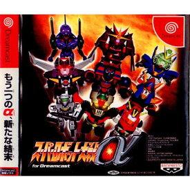 【中古】【表紙説明書なし】[DC]スーパーロボット大戦α for Dreamcast(ドリームキャスト)(20010830)
