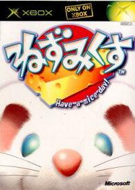 【中古】[Xbox]ねずみくす(20020222)