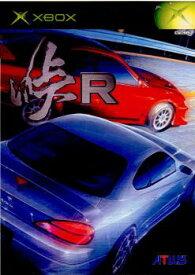 【中古】[Xbox]峠R(20021212)