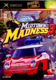 【中古】[Xbox]Midtown Madness3(ミッドタウン マッドネス3)(20030807)