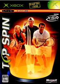 【中古】[Xbox]トップスピン(Xboxワールドコレクション)(20040715)